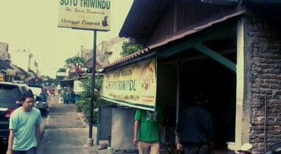 Photo of Soup Place Soto Triwindu at Jl. Teuku Umar No.41, Surakarta, Indonesia