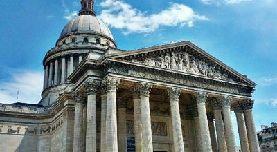 Photo of Monument / Landmark Panthéon at Place Du Panthéon, Paris 75005, France
