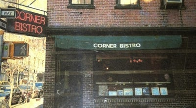 Photo of Burger Joint Corner Bistro at 4718 Vernon Blvd, Long Island City, NY 11101, United States