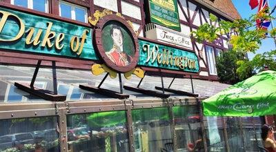 Photo of Pub Duke of Wellington Pub at 33 Erb Street West, Waterloo, ON N2L 1S8, Canada