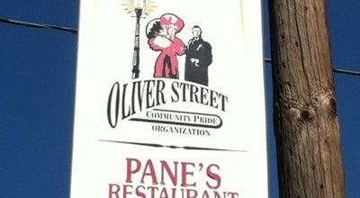 Photo of Italian Restaurant Pane's Restaurant at 984 Payne Ave, North Tonawanda, NY 14120, United States
