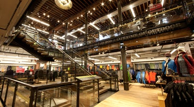 Photo of Outdoor Supply Store REI at 303 E Houston St, New York, NY 10012, United States