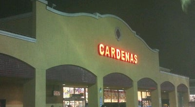 Photo of Mexican Restaurant Cardenas at 1067 N Mount Vernon Ave, Colton, CA 92324, United States
