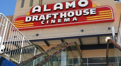 Photo of Indie Movie Theater Alamo Drafthouse Park North at 618 Nw Loop 410, San Antonio, TX 78216, United States