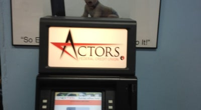 Photo of Credit Union ActorsFCU at 165 W 46th St, New York, NY 10036, United States
