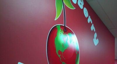 Photo of Ice Cream Shop CherryBerry Yogurt Bar at 1423 Mapleton Ave, Bismarck, ND 58503, United States