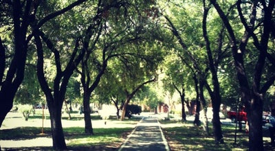 Photo of Park Parque Roma at Palestina 202, Monterrey 64715, Mexico