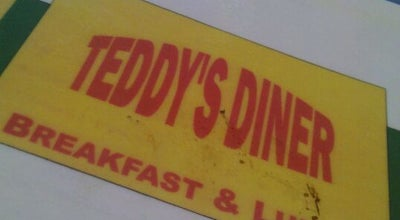 Photo of Diner Teddy's Diner at 1065 Rohlwing Rd, Elk Grove Village, IL 60007, United States