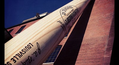 Photo of Museum Louisville Slugger Museum & Factory at 800 W Main St, Louisville, KY 40202, United States