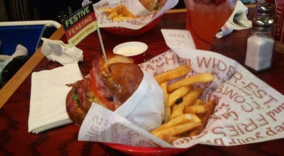 Photo of Burger Joint Red Robin Gourmet Burgers at 11500 Midlothian Tpke, North Chesterfield, VA 23235, United States