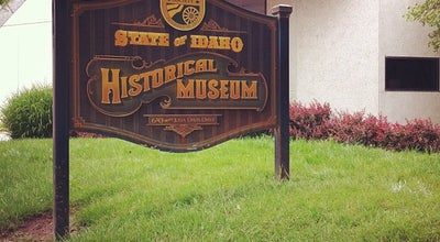 Photo of History Museum Idaho Historical Museum at 610 E Julia Davis Dr, Boise, ID 83702, United States