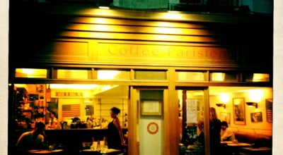 Photo of Burger Joint Coffee Parisien at 4 Rue Princesse, Paris 75006, France