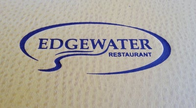 Photo of American Restaurant Edgewater Restaurant at 295 E Montauk Hwy, Hampton Bays, NY 11946, United States