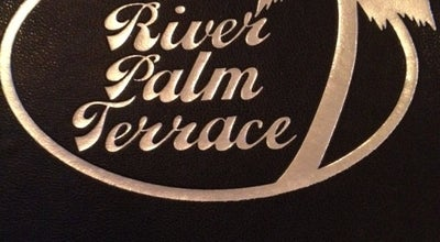 Photo of Steakhouse River Palm Terrace at 41-11 Route 4 West, Fair Lawn, NJ 07410, United States