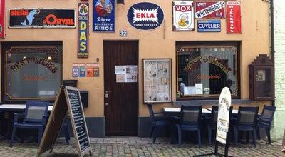 Photo of Belgian Restaurant Restobières at Vossenstraat 9 Rue Des Renards, Brussels 1000, Belgium