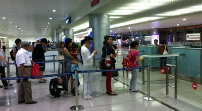 Photo of General Travel International Airport Security Check at Vietnam