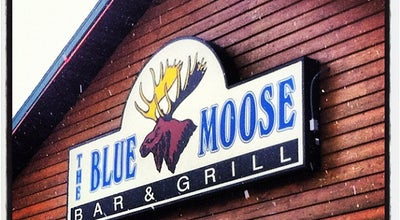 Photo of American Restaurant Blue Moose Bar & Grill at 507 2nd St Nw, East Grand Forks, MN 56721, United States