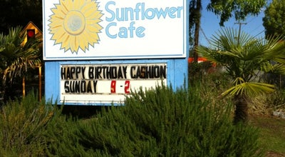 Photo of American Restaurant Sunflower Cafe at 2366 Ashley River Rd, Charleston, SC 29414, United States