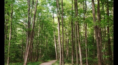 Photo of Trail Terra Cotta conservation area at Canada