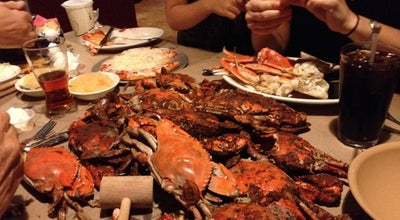 Photo of Seafood Restaurant CJ's Restaurant at 10117 Reisterstown Rd, Owings Mills, MD 21117, United States