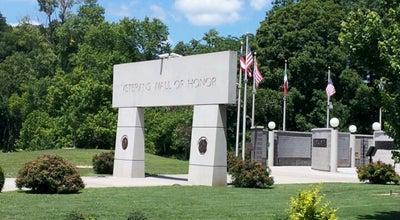 Photo of Historic Site Veterans Wall of Honor at 103 Veterans Way, Bella Vista, AR 72714, United States