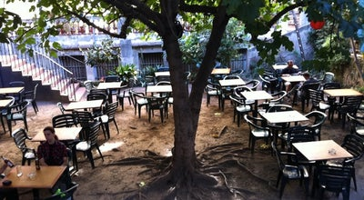 Photo of Beer Garden L'Antic Teatre at C. Verdaguer I Callís, 12, Barcelona 08003, Spain