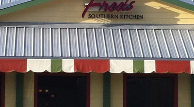 Photo of Southern / Soul Food Restaurant Fred's Market Restaurant at 1401 W Dr Martin Luther King Jr Blvd, Plant City, FL 33563, United States