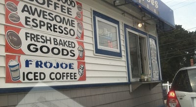 Photo of Coffee Shop Aroma Joe's Coffee at 71 Broadway, Dover, NH 03820, United States