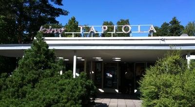 Photo of Indie Movie Theater Kino Tapiola at Mäntyviita 2, Espoo 02110, Finland