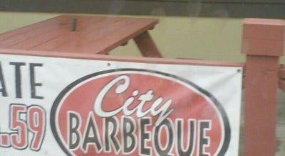 Photo of BBQ Joint City Barbeque at 5979 E Main St, Reynoldsburg, OH 43213, United States