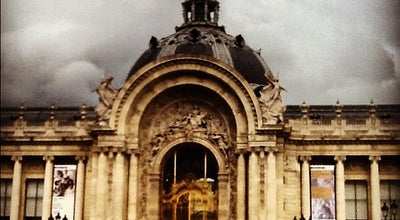 Photo of Museum Petit Palais, City of Paris Fine Art Museum at Av. Winston-churchill, Paris 75008, France