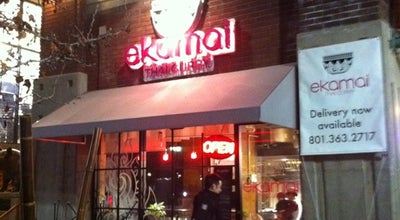 Photo of Thai Restaurant Ekamai at 336 W Broadway, Salt Lake City, UT 84101, United States