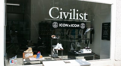 Photo of Boutique Civilist Berlin at Brunnenstr. 13, Berlin 10119, Germany