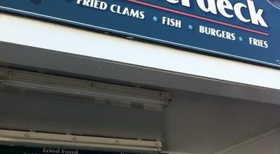 Photo of Seafood Restaurant Quarterdeck Restaurant at 29 Dock St, Edgartown, MA 02539, United States