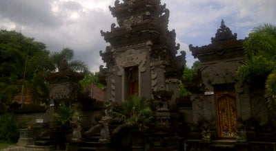 Photo of Temple Pura Penataran Agung Kilisuci at Indonesia
