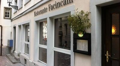 Photo of Italian Restaurant Restaurant Facincani at Gallusstr. 39, Sankt Gallen 9000, Switzerland