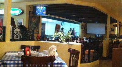 Photo of Italian Restaurant Italianni's Pizza at Terminal 1, Venustiano Carranza 15620, Mexico
