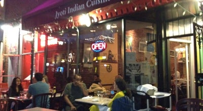 Photo of Indian Restaurant Jyoti Restaurant at 2433 18th St Nw, Washington, DC 20009, United States