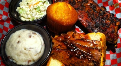 Photo of BBQ Joint Famous Dave's at 23 Us Highway 1, New Brunswick, NJ 08901, United States