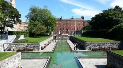Photo of Park Garden of Remembrance at An Gairdín Cuimhneacháin, Dublin 1, Ireland