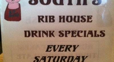 Photo of BBQ Joint G. T. South's Rib House at 5711 E 71st St, Indianapolis, IN 46220, United States