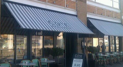Photo of French Restaurant Cote Brasserie at 25 Mermaid Quay, Cardiff CF10 5BZ, United Kingdom