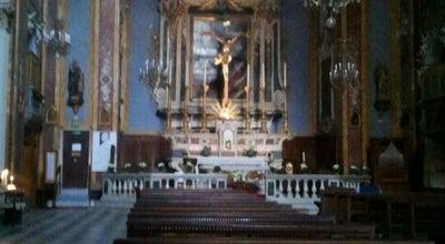 Photo of Church Église Saint-Jacques-le-Majeur at 34 Rue Droite, Nice 06300, France