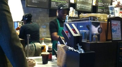 Photo of Coffee Shop Starbucks at 787 7th Ave, New York, NY 10019, United States