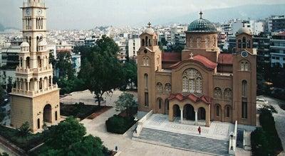 Photo of Church Αγία Φωτεινή (Μητροπολιτικός Ναός) at Αγίας Φωτεινής, Νέα Σμύρνη 171 23, Greece