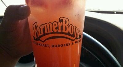Photo of American Restaurant Farmer Boys at 3356 S Riverside Ave, Bloomington, CA 92316, United States