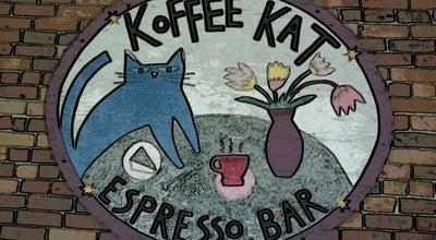 Photo of Cafe Koffee Kat at 130 Margaret St, Plattsburgh, NY 12901, United States