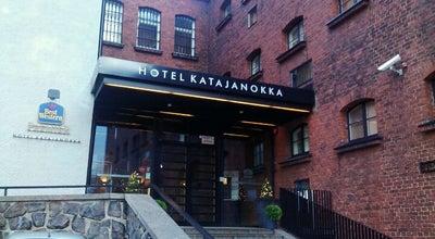 Photo of Hotel Best Western Premier Hotel Katajanokka at Vyökatu 1 A, Helsinki 00160, Finland