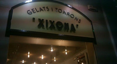 Photo of Ice Cream Shop Xixona at Raval De Santa Anna, 26, Reus 43201, Spain