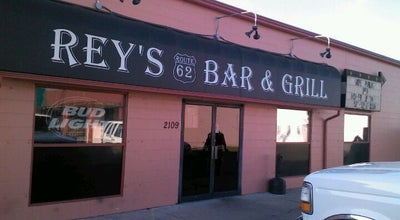 Photo of American Restaurant Rey's Bar & Grill at 2109 W State St, Alliance, OH 44601, United States